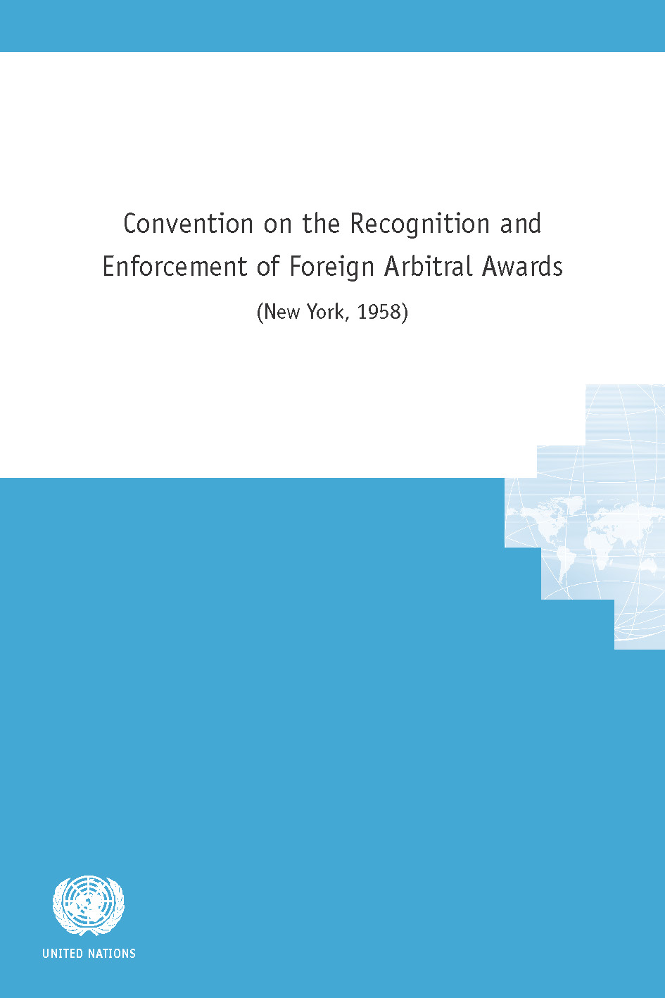 Text of the NY convention in English